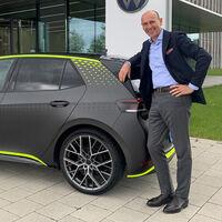 """Volkswagen ID.X Concept: un experimento que podría resultar en el primer """"GTI"""" eléctrico de Volkswagen"""