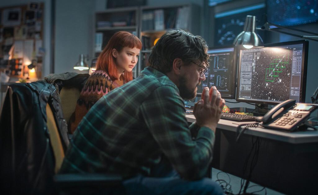 Trailer de 'No mires arriba': Leonardo DiCaprio y Netflix intentan salvar el mundo de una cómica catástrofe global