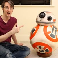 Los otros BB-8: la comunidad maker te enseña a fabricar tu propio robot de Star Wars