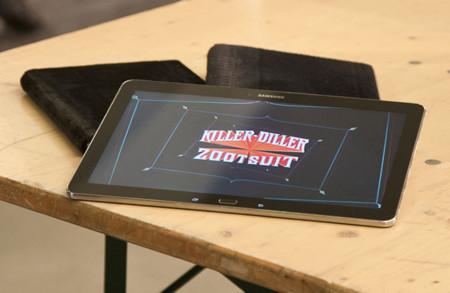 Samsung Galaxy Note Pro es un tablet con pantalla gigante