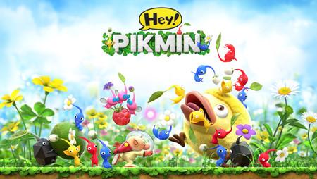 Prueba desde hoy los próximos lanzamientos de 3DS con las demos de Hey! Pikmin, Miitopia y Brain Training