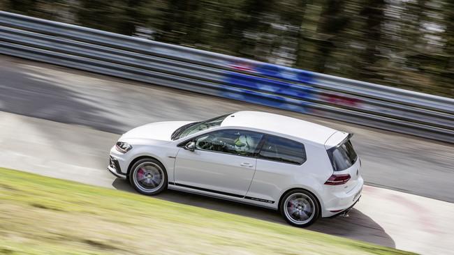 07:47:19 es el nuevo tiempo del Volkswagen Golf GTI Clubsport S en Nürburgring. ¿Miedo al León Cupra?