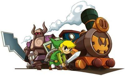 'The Legend of Zelda: Spirit Tracks' confirma su fecha para el mes de diciembre