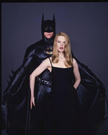 'Batman Forever', un murciélago de luz y de color