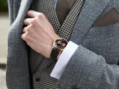Atrévete a ser el más cool de tus amigos apostando por la estética retro de un reloj Henry London