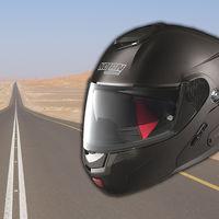 Si buscas casco abatible, atento al Nolan N90.2: calidad de primera a precio de derribo