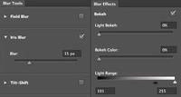 Cómo ajustar la profundidad de campo en el nuevo Adobe Photoshop CS6