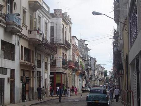 Calles de Centro Habana