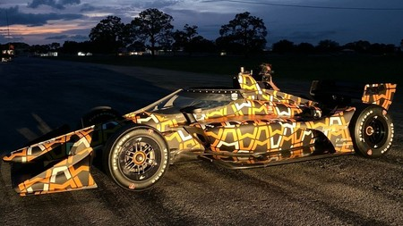 Mclaren Indycar 2019