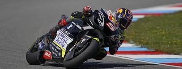 ¡Locura en Brno! Johann Zarco saldrá desde la pole position y las dos Repsol Honda acaban últimas