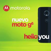 Motorola Moto G6 de 32GB a su precio más bajo en Amazon: 157 euros y envío gratis
