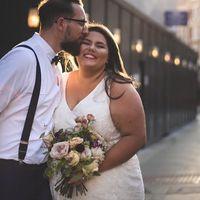 Las instagrammers nos muestran los vestidos de novia para cuerpos curvy que más nos gustan