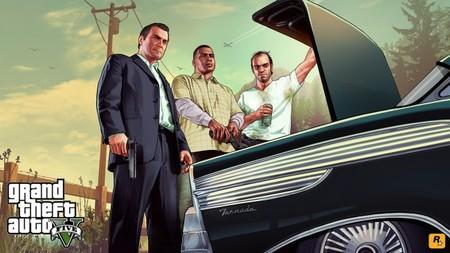 El trailer de 'Grand Theft Auto V' realizado con 'Grand Theft Auto IV'