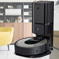 Amazon tiene otra vez rebajado el robot aspirador más completo de iRobot: Roomba i7+ por 700 euros