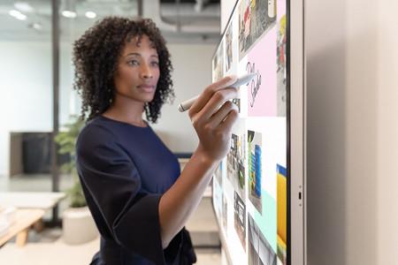 Microsoft anuncia la llegada del Surface Hub 2S: en junio a los Estados Unidos para conquistar los entornos profesionales