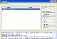 Sinadura, aplicación de firma digital de PDF