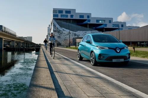 El Renault Zoe 2020 ahora rinde 389 km por carga y podría llegar a México