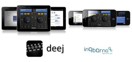 deej es una gran aplicación de tabla de mezclas