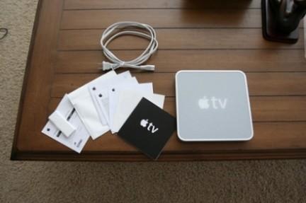 Imagen de la semana: Apple TV
