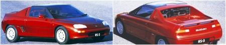 Suzuki Rs3