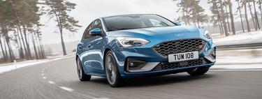 280 CV y 420 Nm de par motor para el nuevo Ford Focus ST, el ST más potente jamás concebido