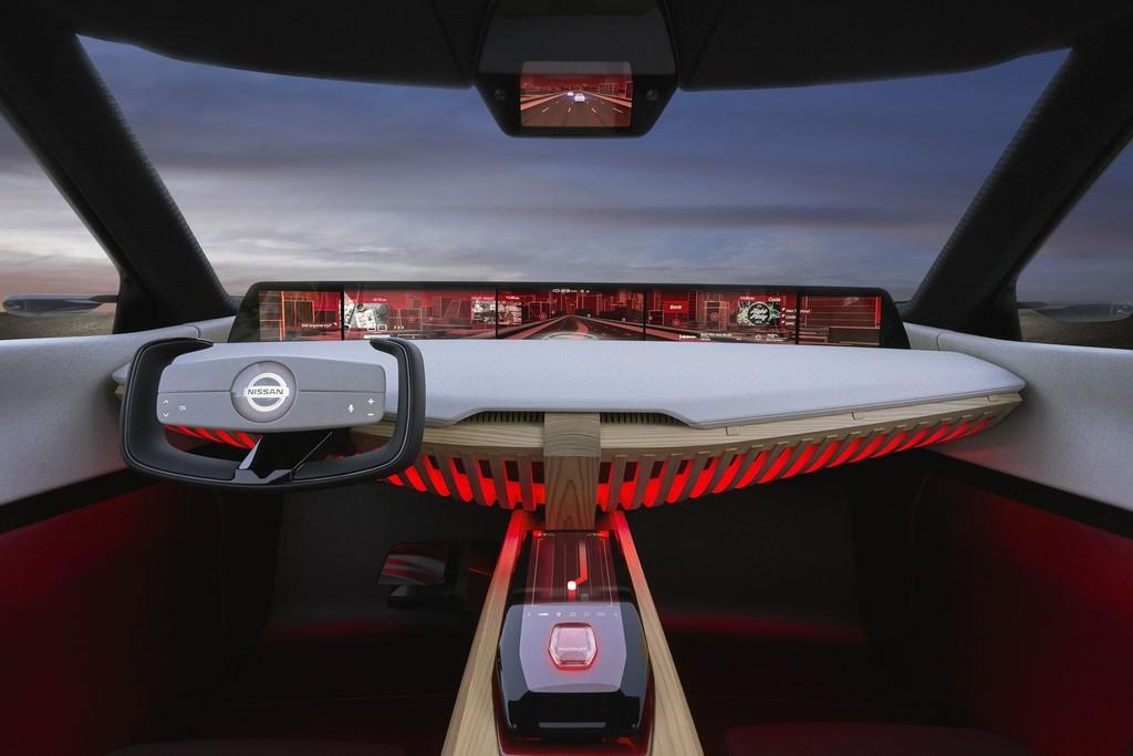 Nissan Xmotion Suv 9