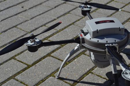Aeryon Scout drone Siemens