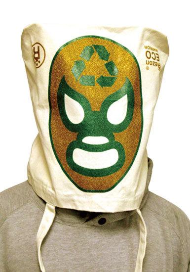 Eco Warrior Bag, el superhéroe del reciclaje
