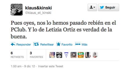 Letizia Ortiz, la princesa indie del pueblo