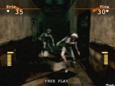 Capturas de Silent Hill The Arcade