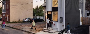 Tiny Tower, un concepto residencial que optimiza al máximo los espacios disponibles de manera muy sorprendente