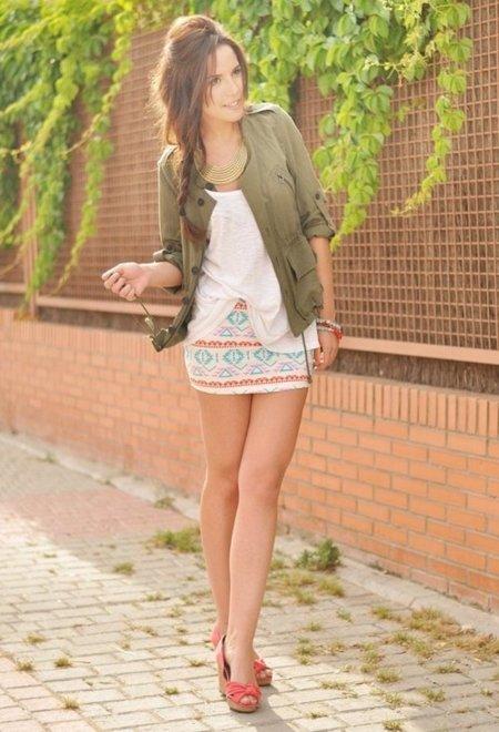minifalda crris
