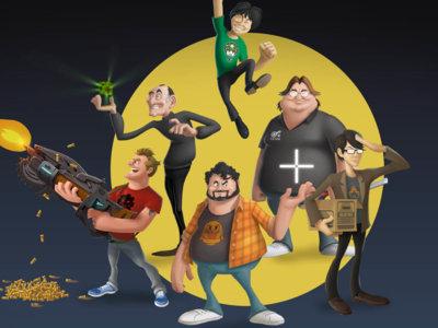 Dawn of the Devs quiere ser el juego de acción Made in Spain protagonizado por  Kojima, Schafer y Bleszinski