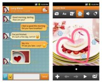 Samsung ChatON disponible para Android