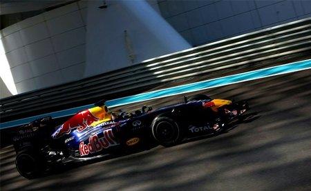 Segundo día de tests de jóvenes pilotos de Abu Dhabi con nada nuevo bajo el sol