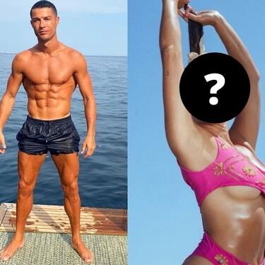 Cristiano Ronaldo, muso proteico, tuvo un roneo con esta presentadora de Telecinco A.G (antes de Georgina)