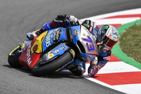 Alex Marquez Motogp Catalunya 2018