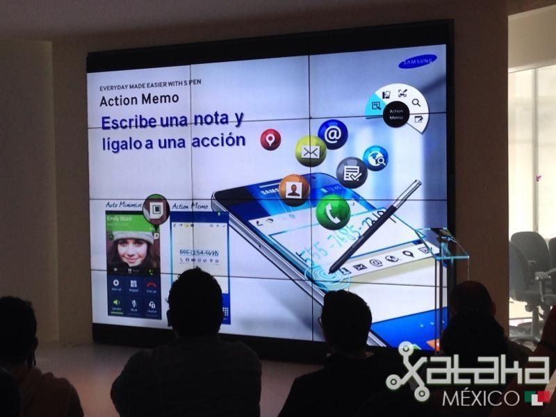 Foto de Samsung Galaxy Note 3 en México (1/8)