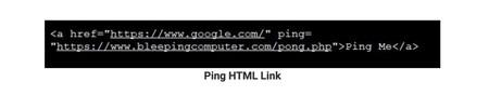 Ping Html