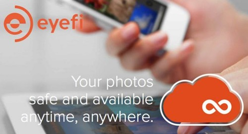 Ya tenemos otra opción interesante para almacenar nuestras fotos en la nube: el servicio Cloud de Eyefi