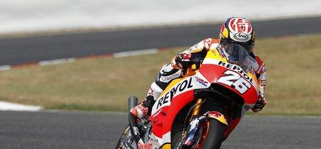 Caótica e inusual sesión clasificatoria en MotoGP en la que Dani Pedrosa se ha hecho con la pole