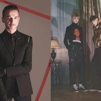 Lucas Hedges y Dave Gahan son los protagonistas de la campaña de Dior Homme para el próximo invierno
