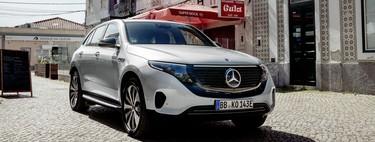 Mercedes-Benz EQC 1886: conmemora la nueva era de vehículos eléctricos de la firma
