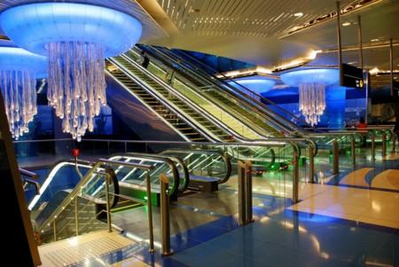 Metro de Dubái