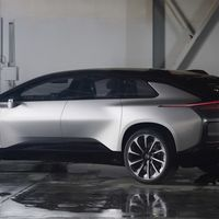 Faraday Future FF91 vs Tesla Model S P100D, comparativa. ¿Son suficientes 1.065 CV para batir a Tesla?