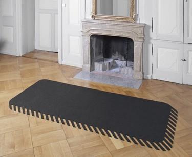 ¿Buena o mala idea? Modernizar los flecos de las alfombras