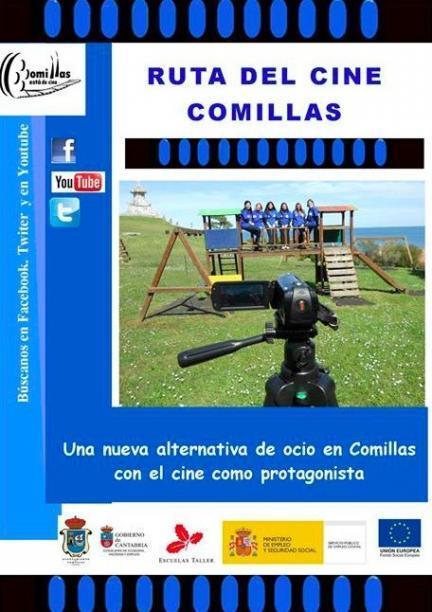 Ruta del cine en Comillas, Cantabria