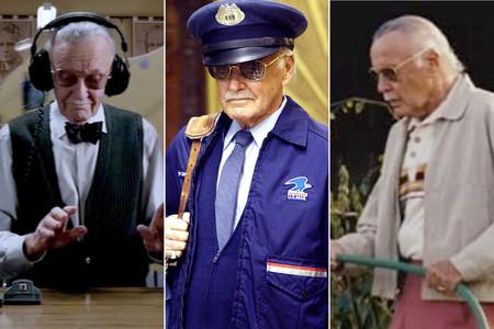 Stan Lee y sus 35 cameos reunidos por primera vez en un vídeo de 90 segundos