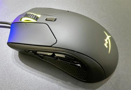 HyperX Pulsefire Raid, análisis: un ratón que abandona la etiqueta gaming en lo estético pero la mantiene en lo funcional