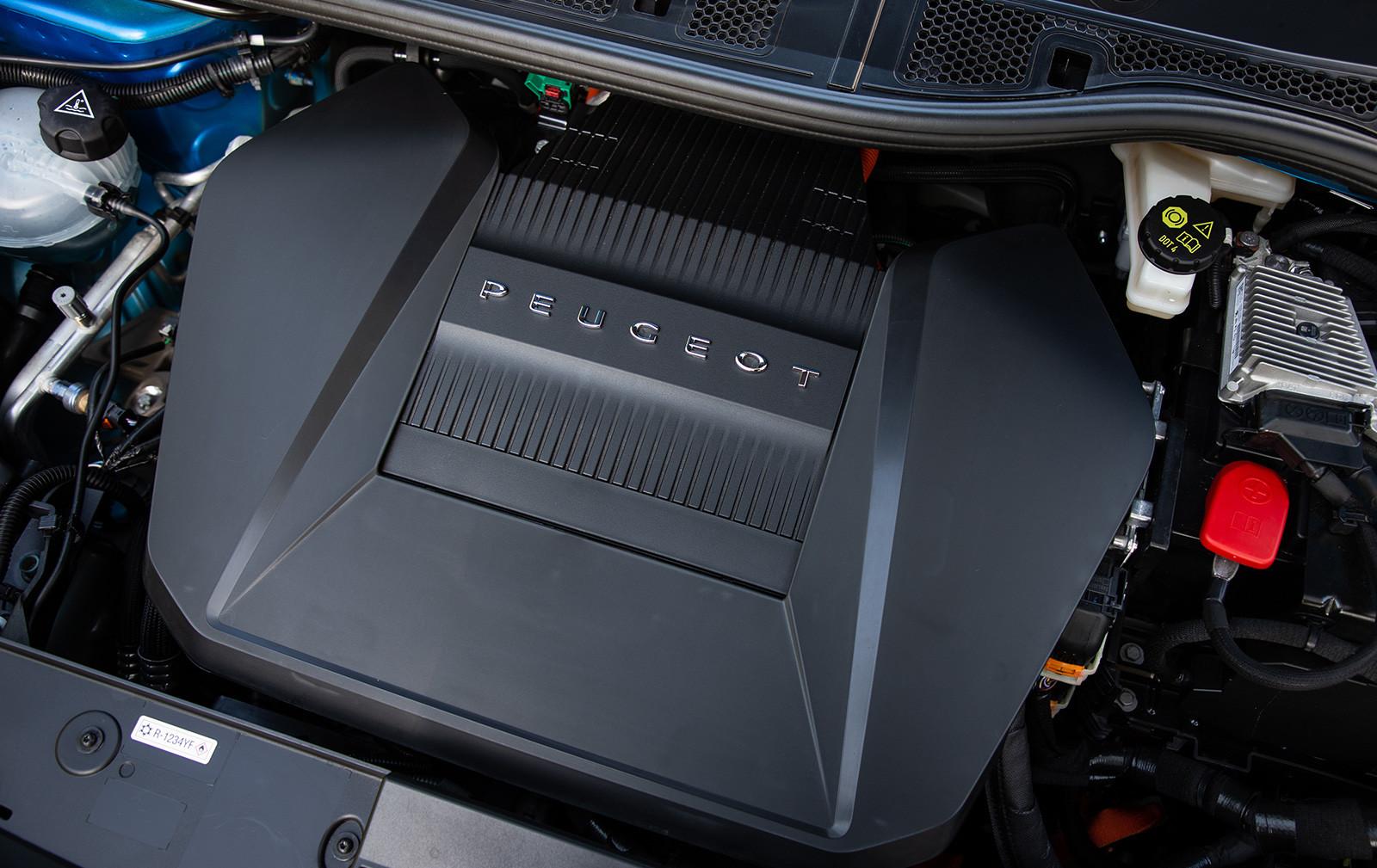 Foto de Peugeot e-208 2020 (12/24)